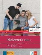 Cover-Bild zu Netzwerk neu A1. Kursbuch mit Audios und Videos von Dengler, Stefanie