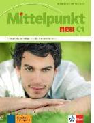 Cover-Bild zu Mittelpunkt neu C1. Arbeitsbuch mit Audio-CD von Daniels, Albert