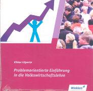 Cover-Bild zu Problemorientierte Einführung in die Volkswirtschaftslehre. CD-ROM von Lüpertz, Viktor