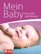 Cover-Bild zu Mein Baby - Die ersten zwölf Monate von Kraska-Lüdecke, Kerstin