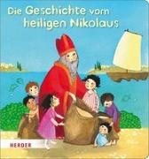 Cover-Bild zu Die Geschichte vom heiligen Nikolaus von Kottal, Julia