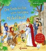 Cover-Bild zu Die Geschichte vom heiligen Nikolaus von Benn, Amelie