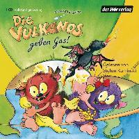 Cover-Bild zu Die Vulkanos geben Gas! von Gehm, Franziska