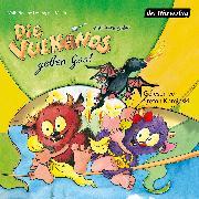 Cover-Bild zu Die Vulkanos geben Gas! (Audio Download) von Gehm, Franziska