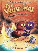 Cover-Bild zu Die Vulkanos brüten was aus! (eBook) von Gehm, Franziska