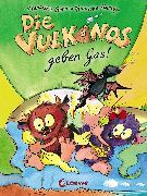 Cover-Bild zu Die Vulkanos geben Gas! (eBook) von Gehm, Franziska