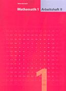 Cover-Bild zu Mathematik 1. Arbeitsheft 2 von Keller, Franz