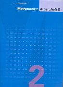 Cover-Bild zu Mathematik 2. Arbeitsheft 2 von Keller, Franz