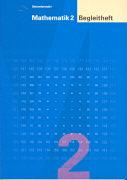 Cover-Bild zu Mathematik 2. Begleitheft von Keller, Franz