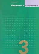 Cover-Bild zu Mathematik 3. Arbeitsheft 2 von Keller, Franz