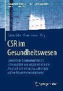 Cover-Bild zu CSR im Gesundheitswesen (eBook) von Keller, Katrin (Hrsg.)