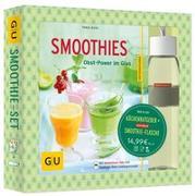Cover-Bild zu Smoothie-Set: Obst-Power im Glas und in der Flasche von Dusy, Tanja