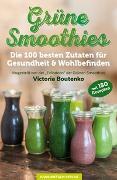 Cover-Bild zu Grüne Smoothies von Boutenko, Victoria