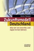 Cover-Bild zu Zukunftsmodell Deutschland von Rommel, Günter