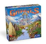 Cover-Bild zu Rajas of the Ganges von Brand, Inka