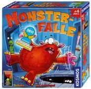 Cover-Bild zu Monster-Falle von Brand, Inka