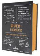 Cover-Bild zu Quiz-Box Querdenken von Simon, Martin