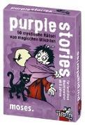 Cover-Bild zu purple stories von Köhrsen, Andrea