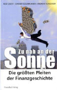 Cover-Bild zu Zu nah an der Sonne von Schlosser, Andreas