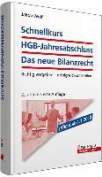 Cover-Bild zu Schnellkurs HGB-Jahresabschluss von Wolf, Jakob
