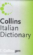 Cover-Bild zu Collins Gem Italian Dictionary