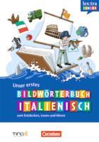 Cover-Bild zu Unser erstes Bildwörterbuch Italienisch