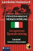 Cover-Bild zu Venezianische Verschwörung