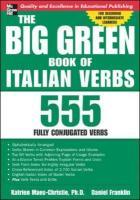 Cover-Bild zu The Big Green Book of Italian Verbs von Maes-Christie, Katrien