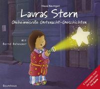 Cover-Bild zu Lauras Stern - Geheimnisvolle Gutenacht-Geschichten von Baumgart, Klaus