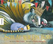 Cover-Bild zu Schlaf wie ein Tiger von Logue, Mary