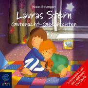 Cover-Bild zu Lauras Stern - Gutenacht-Geschichten von Baumgart, Klaus