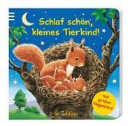 Cover-Bild zu Schlaf schön, kleines Tierkind! von Büker, Nicole
