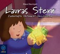 Cover-Bild zu Lauras Stern - Zauberhafte Gutenacht-Geschichten von Baumgart, Klaus