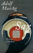 Cover-Bild zu Sax (eBook) von Muschg, Adolf