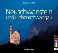 Cover-Bild zu Neuschwanstein und Hohenschwangau von Förg, Klaus G.