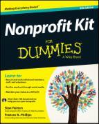 Cover-Bild zu Nonprofit Kit For Dummies (eBook) von Hutton, Stan