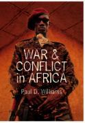 Cover-Bild zu War and Conflict in Africa (eBook) von Williams, Paul D.