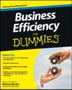 Cover-Bild zu Business Efficiency For Dummies (eBook) von Martin, Marina