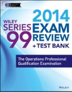 Cover-Bild zu Wiley Series 99 Exam Review 2014 + Test Bank (eBook)