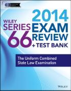 Cover-Bild zu Wiley Series 66 Exam Review 2014 + Test Bank (eBook)