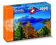 Cover-Bild zu Silsersee, mit Piz de la Margna