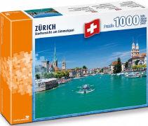 Cover-Bild zu Zürich, Stadtansicht am Limmatquai