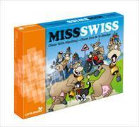 Cover-Bild zu Miss Swiss. Chaos beim Alpabzug