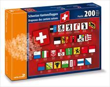 Cover-Bild zu Schweizer Kantonsflaggen