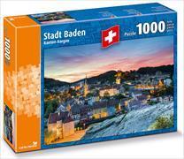 Cover-Bild zu Stadt Baden