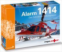 Cover-Bild zu Alarm 1414 - Das Schweizer Rettungsspiel