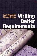 Cover-Bild zu Writing Better Requirements von Alexander, Ian