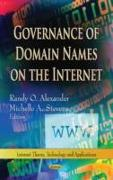 Cover-Bild zu Governance of Domain Names on the Internet von Alexander, Randy O. (Hrsg.)