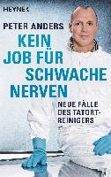 Cover-Bild zu Kein Job für schwache Nerven von Anders, Peter