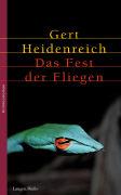 Cover-Bild zu Das Fest der Fliegen von Heidenreich, Gert